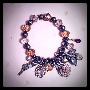 Betsey Johnson  stretchy bracelet